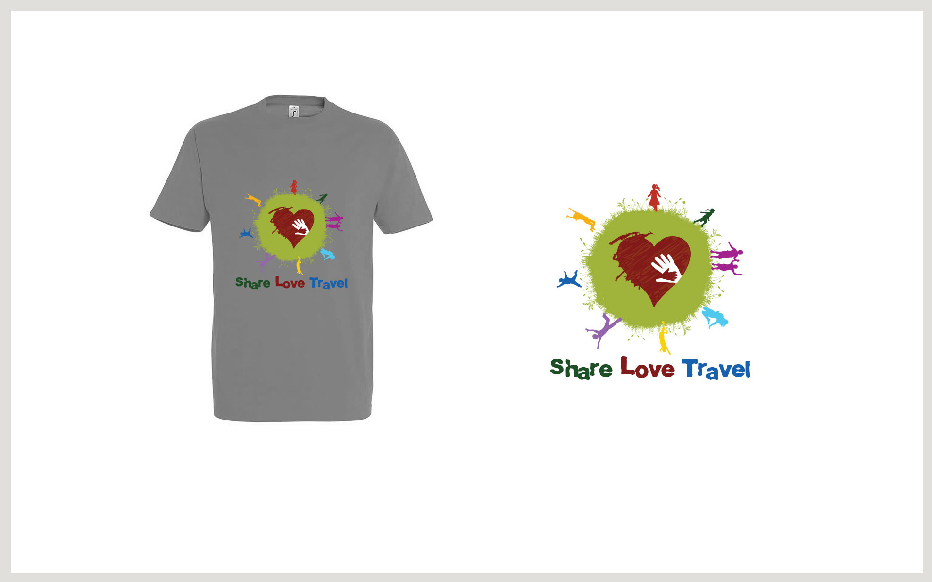 SHARE LOVE TRAVEL