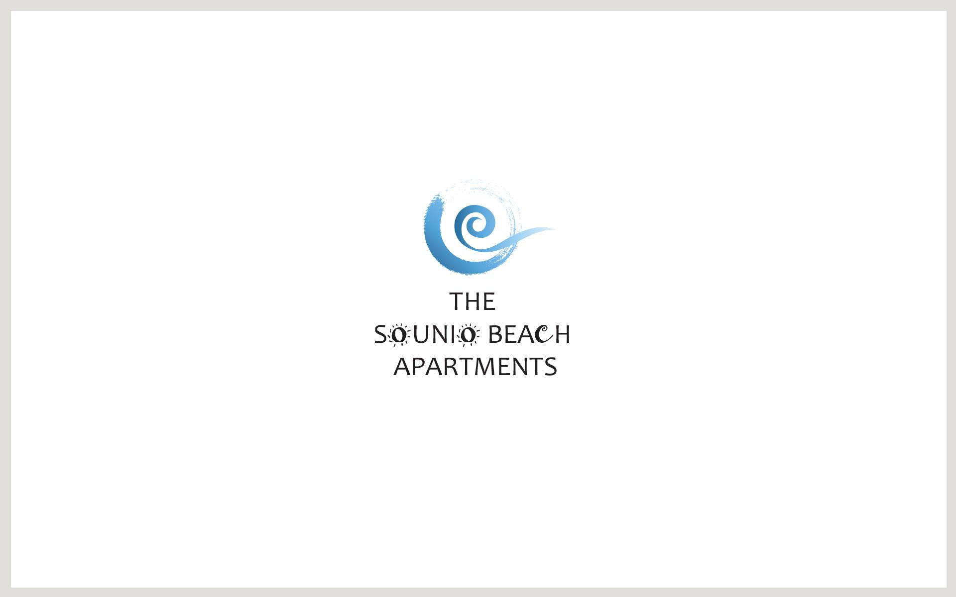 SOUNIO BEACH APARTMENTS LOGO